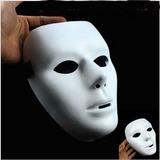 Máscara Jabbawockeez Blanca Hip Hop Halloween