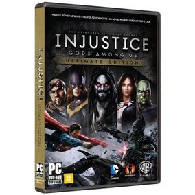 Jogo Injustice Ultimate Edition - Pc