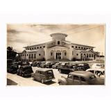 Cartao Postal Fotografico Clube Nautico - Fortaleza Anos 50