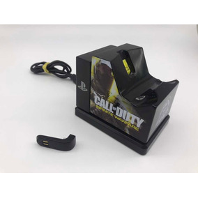 Dock Base Carregadora Playstation 4 Ps4 Call Of Duty