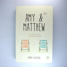 Livro Amy & Matthew - Cammie Mcgovern