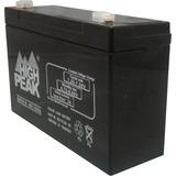 Bateria 6v 10 Amp - Central Shop