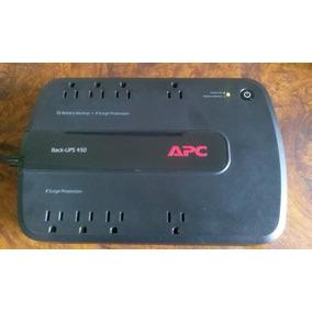 Ups Apc Back-ups 450 Va Como Nuevo 100% Batería Operativa