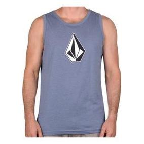 65d1fa6580918 Camisetas Regatas Volcom Original - Calçados