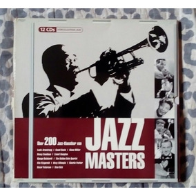 Cd: Jazz Masters - Ueber 200 Jazz Klassiker, 2007