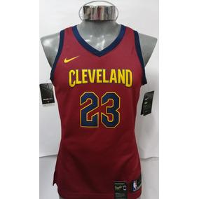 8c4ab3b94b94d Jersey Original Para Mujer Nike Nba De Cleveland Cavaliers.