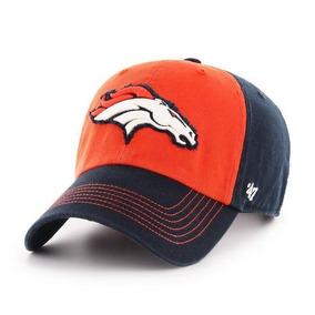 Broncos Denver Gorra 47 Franchise Mod Clean Up Ajustable 1e27beda346
