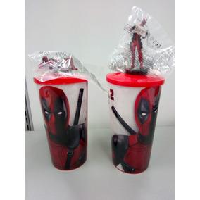 Vasos Cinemex Deadpool 2