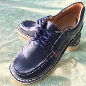 77bd496566744 Zapatos Azules Para Colegio - Ropa y Accesorios en Mercado Libre ...