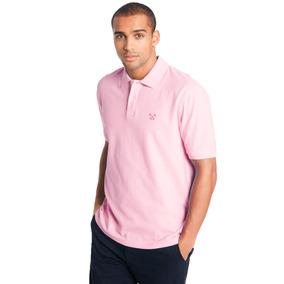 Camisa Polo Play Original M - Pólos Manga Curta Masculinas Rosa ... 1c0123f3849e5