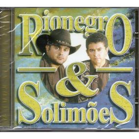 Cd Rionegro E Solimões - O Amor Supera Tudo