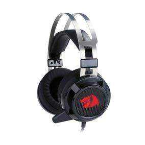 Headset Gamer Usb Siren H301 Surround Com Fio Redragon