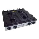 Anafe Conometal 4 Hornallas Gas Natural O Envasado Cocina