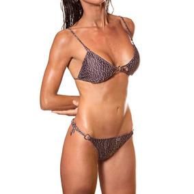 Crouch - Bikini - Mujer - Manila - Cuero