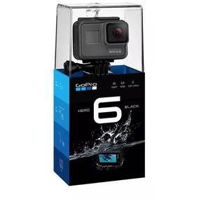 Filmadora Gopro Hero6 Black 4k 12mp Prova D