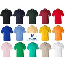 Playeras Polo Yazbek!!! + 15 Colores Disponibles