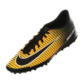 Taco Nike Mercurial Tacos Futbol - Tacos y Tenis Amarillo de Fútbol ... e92e293948733