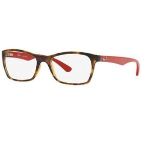 Armação Óculos De Grau Ray Ban 7033 5444 Tam 52 - Óculos no Mercado ... 77dc50d74f