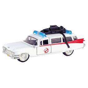 Miniatura Ecto 1 Ghostbusters 1:32 Jada Toys