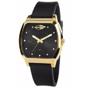 Relógio Mormaii Feminino Dourado Mo2036aa/8p