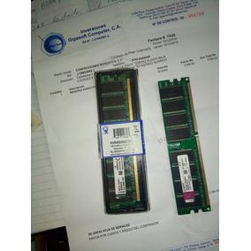 Memorias Ram De 1gb Ddr400 Pc-3200
