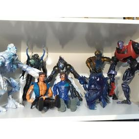 Coleção Bonecos Max Steel Mattel