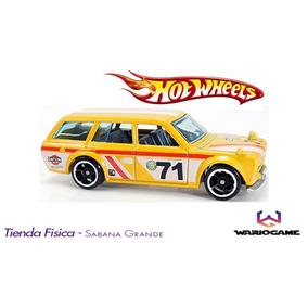 Carros Hotwheels Datsun Bluebird 510 Original Somos Tienda