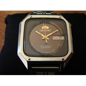 Impecable Reloj Orient Vintage. Automático. Cuadrado.