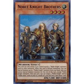 Noble Knight Brothers - Blrr-en072 - Ultra Rare