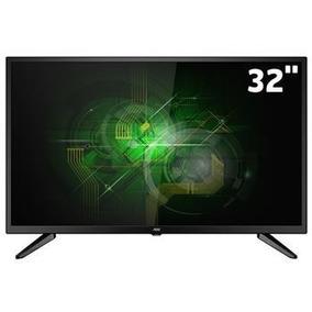 Tv Led 32 Aoc Hd Le32m1475 Com Conversor Digital Integrado