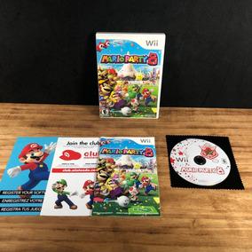 Mario Party 8 100% Original Completíssimo P/ Nintendo Wii!!