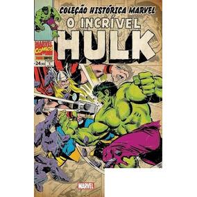 Coleção Histórica Marvel: O Incrível Hulk N° 5