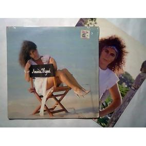 Amanda Miguel 1987 Lp Impecable Con Poster De Coleccion