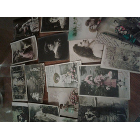 Coleccion Antiguas Foto Postales