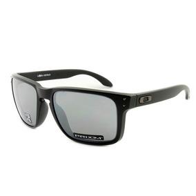 Óculos De Sol Oakley Holbrook Xl Matte Black Polarizado 9417 862390c210
