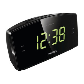 6ee9e4cc587 Rádio Relógio Philips - Rádios AM FM no Mercado Livre Brasil