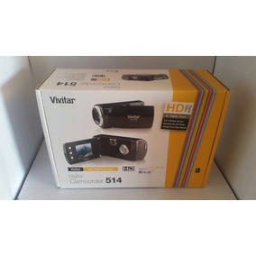 Video Grabadora Digital Camacorder Modelo 514