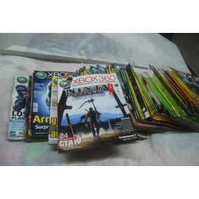 Lote De Revistas Xbox 360 61 Exemplares Em Ótimo Estado