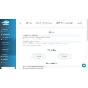 Sistema De Escola - Matrículas, Diário Online E Aplicativo
