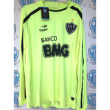 087e2a9373 Camisa Atletico Mineiro Verde no Mercado Livre Brasil