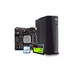 Computadora Pc Cpu Intel Dual Core Ssd 240gb Ram 4gb Hdmi