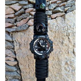 c48cff028aeb Reloj Casio Gs Nuevo Hombre Uso Rudo Supervivencia Tactico
