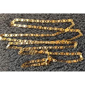 Cadena Oro 14 K 50cm Corte Estrella Italy
