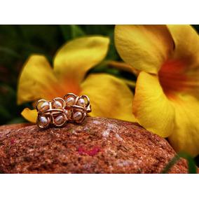 Zarcillos De Goldfilled Con Perlas De Cultivo