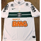 Camisa Coritiba Usada Em Jogo Brasileirão 2012 2853f9bfd673a