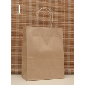 100sacola Kraft Delivery 31x19x30 R$ 0,65unid Pct 65,00