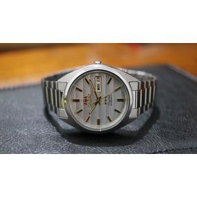 26a1307f43a Relogio Orient Fundo Rosa - Relógios