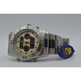 133f82cdb48 Relogio Atlantis Mod. G 3211 - Relógios no Mercado Livre Brasil