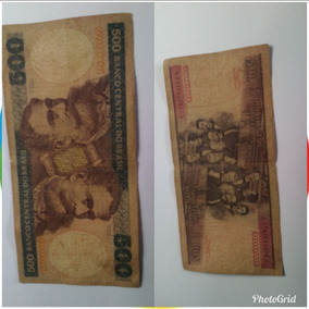 Brasil, Cédulas, Moedas, Dinheiro Antigo Para Colecionador