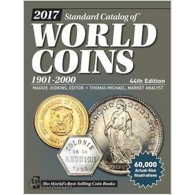 5 Catálogos Mundial De Moedas World Coins Money 1601 - 2018